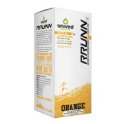 Unived RRUNN Pre Instant & Sustained Energy,  0.250 kg  Orange