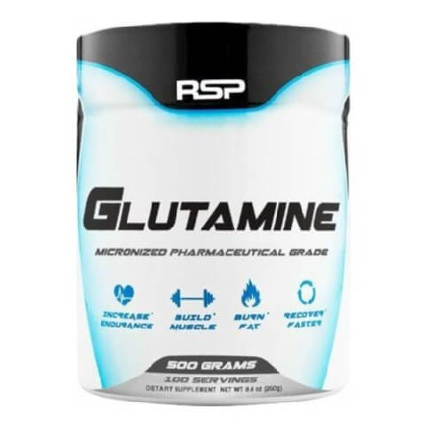 RSP Nutrition Glutamine,  1.1 lb  Unflavoured