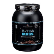 British Nutritions X-Tra Mass,  Chocolate  1.1 lb
