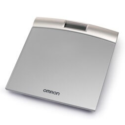 Omron Digital Weighing Scale HN-283,  Grey