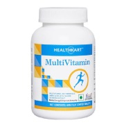 HealthKart Multivitamin General,  Unflavoured  60 tablet(s)