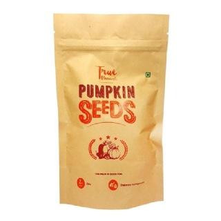 True Elements Pumpkin Seeds,  Unflavoured  0.250 kg
