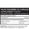 INLIFE Fenugreek Oil,  60 capsules