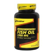 MuscleBlaze Fish Oil (1000 mg),  100 softgels