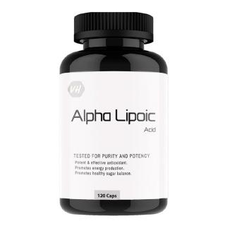 1 - Vitaminhaat Alpha Lipoic Acid,  120 capsules