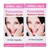 Herbal Hills Femohills,  30 capsules  - Pack of 2