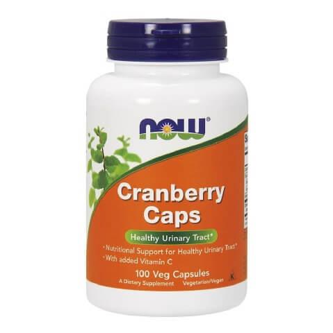 Now Cranberry,  100 capsules