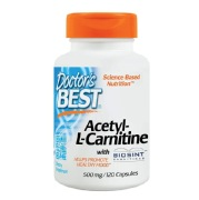 Doctor's Best Acetyl L-Carnitine,  120 capsules  Unflavoured