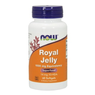 Now Royal Jelly,  60 capsules