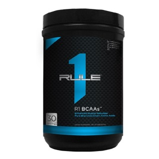 Rule One R1 BCAA,  0.48 lb  Blue Raspberry