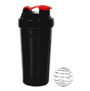 Day2Day Classic Shaker,  Red & Black  750 ml