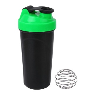 Day2Day Classic Shaker,  Black & Green  750 ml