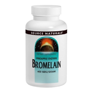 Source Naturals Bromelain,  120 tablet(s)