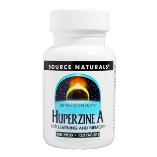 Source Naturals Huperzine A 200 mcg,  120 tablet(s)