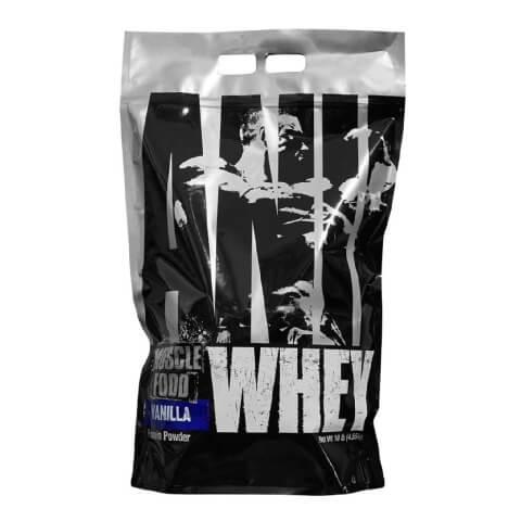Universal Nutrition Animal Whey Protein,  10 lb  Vanilla