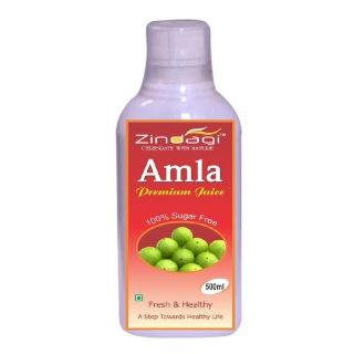 Zindagi Amla Juice,  Natural  500 ml