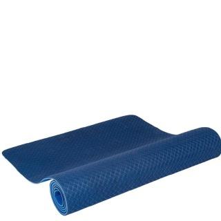 Technix Yoga Mat Eco TPE,  Blue  6 mm