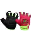 KOBO Ladies Exercise Weight Lifting Gym Gloves (WTG-11),  Pink  Medium