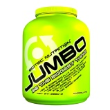 Scitec Nutrition Jumbo,  Chocolate  6.3 lb