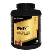 MuscleBlaze Whey Gold, 4.4 lb Rich Milk Chocolate