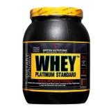 British Nutritions Whey Platinum Standard,  Chocolate  1.1 Lb