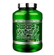 Scitec Nutrition 100% Whey Isolate,  4.4 lb  Chocolate