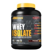 Extreme Muscle Advance Performance Series Whey Isolate,  5 lb  Brazilian Chocolate