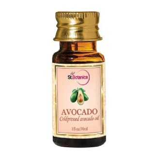 St.Botanica Cold Pressed Carrier Oil,  30 ml  Avocado