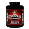 Muscle Epitome Anabolic Mass Gainer,  5.5 lb  Mocha Cappucino