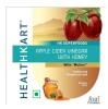 HealthKart Apple Cider Vinegar with Honey 0.5 L Honey(Pack of 2)
