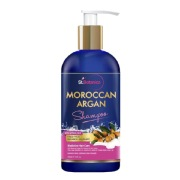 St.Botanica Moroccan Argan Shampoo,  300 ml  All Hair Type