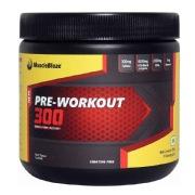 MuscleBlaze PRE Workout 300,  0.55 lb  Fruit Punch