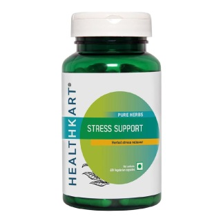 HealthKart Stress Support,  60 capsules