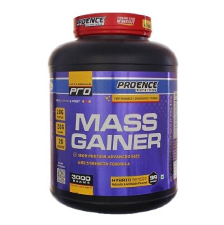 Proence Nutrition Mass Gainer,  6.6 lb  Vanilla