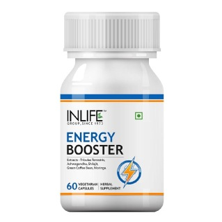 INLIFE Energy Booster,  60 capsules