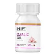 INLIFE Garlic Oil,  60 capsules