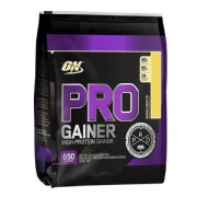 ON (Optimum Nutrition) Pro Gainer,  10.19 lb  Banana Cream Pie