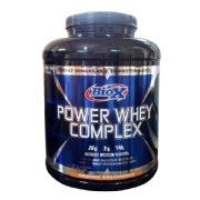 Biox Power Whey Complex,  5 lb  Orange