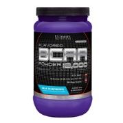 Ultimate Nutrition BCAA Powder,  1 lb  Blue Raspberry