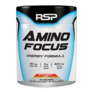 RSP Nutrition Amino Focus,  0.49 lb  Strawberry Kiwi