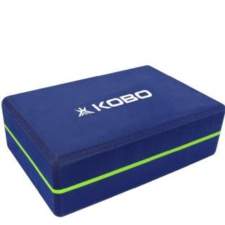 KOBO Yoga Block,  Blue  15x10x10 cm