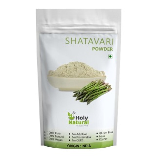 Holy Natural Shatavari Powder,  0.100 kg