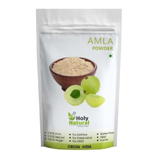 Holy Natural Amla Powder,  0.100 kg