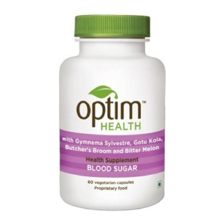 OptimHealth Blood Sugar Supplement,  60 veggie capsule(s)