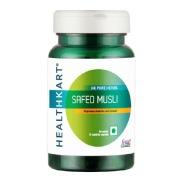 HealthKart Safed Musli,  60 capsules