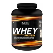 INLIFE Whey Protein,  5 lb  Cookies and Cream