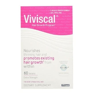 Viviscal Extra Strength Hair Growth,  60 tablet(s)  Unflavoured