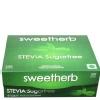 Sweetherb Stevia Sugarfree Powder,  100 sachets/pack