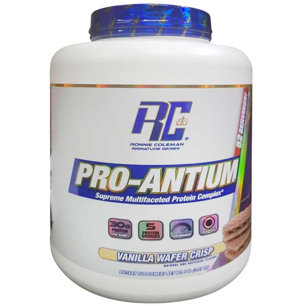RONNIE COLEMAN Pro Antium,  5 lb  Vanilla Wafer Crisp