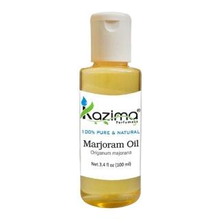 Kazima Marjoram Oil,  100 ml  100% Pure & Natural